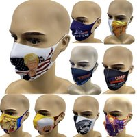 In Stock !! Face Masks Trump American Election Supplies Dust...