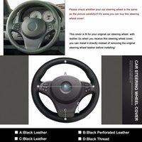 DIY Personnalisé gratuit pu volant point sur Wrap Couverture Pour BMW BMW E83 X3 2003-2010 E53 X5 2004-2006