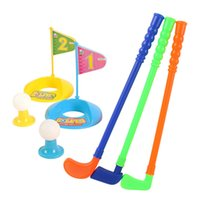 Children' s Golf sets Plastic parent- children interactio...