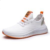 Schuhe New Lauf Herren Sport atmungsaktiv Sapato Masculino Lightable Man Turnschuhe Bequeme Jogging-Schuh für Männer