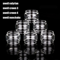 Replacement Pyrex Glass Bulb Fatboy Glass for Uwell Valyrian...