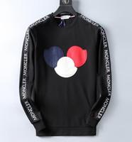 da82493fa93ed Sweat-shirt de créateur de mode pour hommes, automne et hiver, style  européen
