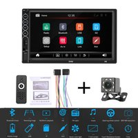 Podofo Android 8 1 Car DVD Player 2 Din 2 5D Glass 7 Touch