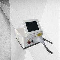 Super portátil 808nm diodo laser cabelo remoção máquina preço superior de 808 + 755 + 1064nm mais novo médico de laser de diodo 808