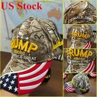 Presidente mantenernos Cap de Trump América grande otra vez Snapback del sombrero bordado Presidente Trump 2020 gorra de béisbol del envío de DHL
