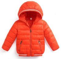 남자 겨울 코트 아기 여자 자켓 어린이 따뜻한 겉옷 아동 코트 패션 봄 어린이 의류 여자 후드 다운 코트 WL1198