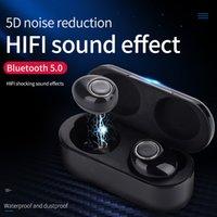 K15 캡슐 TWS 무선 이어 버드 V5.0 블루투스 이어폰 헤드셋 딥베이스 스테레오 사운드 스포츠 이어폰