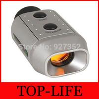 7x18 Monocular 930 Yards Elektroniczny Golf Laser RangeFinder Odległość Miernik Range Finder z pakietem detalicznym