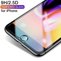 Verre de protection pour iPhone 12 12Pro xs xs max xr x verre iPhone 7 8 6 6S plus protecteur d'écran Verre trempé sur iPhone 6 6S 5S 7 8 plus