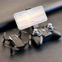 KK8 4K HD WIFI FPV faltbare Mini-Drohne Spielzeug, nehmen Foto von Geste, Trajektorie Flug, Schönheit Filter, Altitude Hold, 360 ° Flip Quadcopter, 3-1