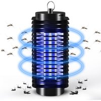 110V   220V Portable Electric LED Mosquito Repellent Light Fly Repellent Night Mosquito Repellent Night Light UV EU US Plug