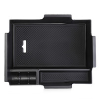 Caixa de Armazenamento de Recipiente de Braço do carro Durável Mat Design À Prova de Choque Eficaz para Haval A-H6 com ABS Material Arrumar Arrumar Frete Grátis