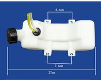 Топливный бак для Honda GX31 GX22 4-тактный двигатель триммер кусторез пластиковая крышка фильтр линия трубы полный repl 17511. ZM5. 003
