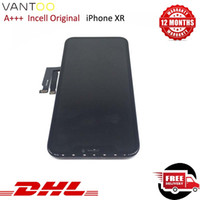Montaggio Digitizer Touch Screen Display LCD di alta qualità 5PCS Parti di ricambio per iPhone Xr DHL