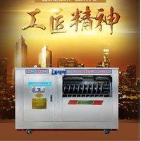 220V commercial en acier inoxydable pain cuit à la vapeur faisant la machine électrique Machine de pâte automatique Sphérique pain cuit à la vapeur formant la machine