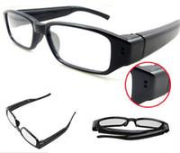 HD 960P Gafas Cámara de video Gafas Mini cámara portátil Video Recoder Videocámara de seguridad portátil Mini gafas de sol DV Nanny Cam