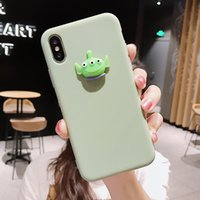 Cute Hairy Paste Mobile Phone Case For Huawei P10 P10Pro P20...