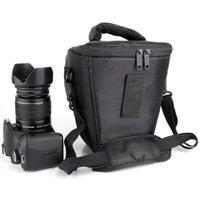 Su geçirmez Kamera Kılıfı Çanta İçin Canon 1300D 1100D 1200D 100D 200D DSLR EOS Rebel T3i T4i T5 T5i T3 600D 700D 760D 750D 550D 500D