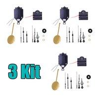 آلية 3Set بندول ساعة حركة DIY كيت من السهل تثبيت ملحقات