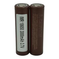 100 % 고품질 HG2 18650 건전지 3000mAh 35A MAX 세포 대 HE2 HE4 건전지를위한 재충전 용 리튬 건전지 중국