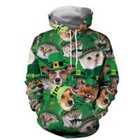 2020 мода 3D печати толстовки толстовка повседневная пуловер мужская Осень Зима уличная одежда на открытом воздухе женщины мужчины толстовки 16003
