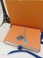 Halskette für Männer Frau Unisex-hängende Halsketten Fashion Style Schmuck Neu eingetroffen Anhänger
