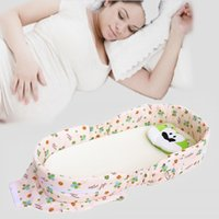 Portable Multifunctional Crib Newborn Bed In Bed Travel Port...
