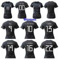 여성 멕시코 저지 2019 2020 축구 소녀 레이디 국립 대표팀 Palacios Garza Ovalle Romero Robles 산티아고 Nieto 축구 셔츠 키트 유니폼