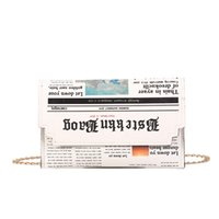 New Fashion Personality Letters Envelopes Shoulder Bag Women...