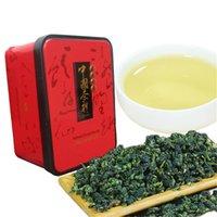 10pcs tieguanyin 155g Çin Organik Oolong çayı Üst sınıf Anxi / Tercih Edilen ambalaj Yeşil çay yeni İlkbahar çay Yeşil Gıda Demir kutu kutu
