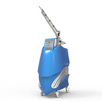 Tattoo Removal Machine Laser 1064nm 532nm Long Pulse Nd Yag ...