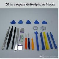 20 em 1 telemóvel Abertura reparação kit ferramentas de envio kit Magnetic Chaves de fenda Set Para iPhone Samsung Tablet Mão reparação Ferramentas mão livre