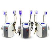 Cryolipolysis macchina brucia freeze 5in1 lipolaser uso personale crioterapia laser lipo cavitazione ultrasonica RF dimagrante macchina in magazzino