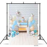 balloon bookstore Vinyl photography background for photograp...