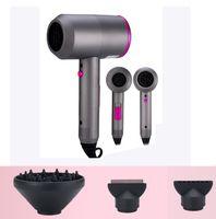Apribile progettista martello asciugacapelli 4 colori per la casa per capelli elettrico strumenti asciugatrice caldi e freddi 110-240V con Stati Uniti Regno Unito della spina di UE