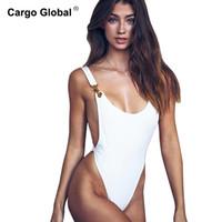 Jumpseau pour femme Rompers Vêtements Bandage One Morceau Sexy Pure Bathing Suit Romper Femmes Body