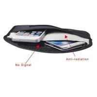Nuovo GSM 3G 4G LTE GPS RF RFID segnale di blocco della cassa del raccoglitore Bag Anti-Radiation segnale schermatura Pouch per Cell 6 pollici
