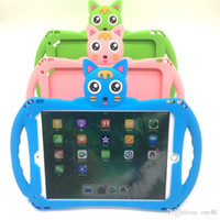 for ipad silicone case EVA Foam Stand Protective Cover For i...