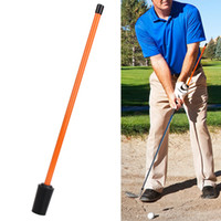 17. 72 inch Golf Trainer Metal Golf Swing Trainer Beginner Ge...