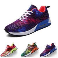 New Ariival Laufschuhe für Männer Frauen lila, grün, blau, rot weiß schwarz Student Mode Trainer Sportschuhe Größe eur38-45