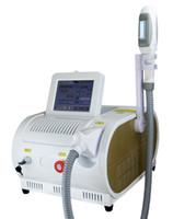 2020 yüksek kalite Ücretsiz nakliye opt shr epilasyon makinesi lazer vasküler akne tedavisi elight güzellik ekipmanları yüz IPL