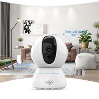 Baby Monitor 720P 1080P Accueil caméra de sécurité sans fil Smart Home WiFi à distance du réseau de surveillance Caméra 360 Moniteur infrarouge HD