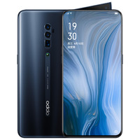 """Original OPPO Reno 10X Zoom 4G LTE Cell Phone 6GB RAM 128GB 256GB ROM Snapdragon 855 Octa Core 48.0MP AI NFC Android 6.6"""" Full Screen Fingerprint ID Face Smart Mobile Phone"""