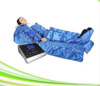 lontano infrarosso disintossicazione coperta calda macchina massaggio gambe pressione d'aria sottile