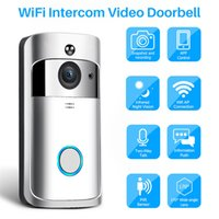 Video Intercom Wireless WiFi Video Doorbells Camera IP 720P ...