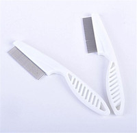 New Garden Comfort Head Lice Comb Metal Nit Head Hair Lice C...