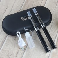ego t ce4 double starter pack 2*Battery 2*Atomizer vaporizer pen kits electronic cigarette clearomizer 510 thread vapes batteries