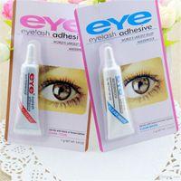 눈 속눈썹 접착제 블랙 화이트 메이크업 눈 속눈썹 접착제 방수 가짜 속눈썹 접착제 접착제 흰색과 사용 가능한 블랙