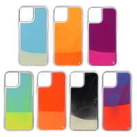 Luminous Neon Sand Case For iPhone 11 Pro ProMax XR XS Max X...