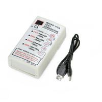 휴대용 VGA 신호 발생기 SVGA / XGA 60Hz LCD CRT 디스플레이 모니터 테스터 USB 케이블 VGA SVGA XGA